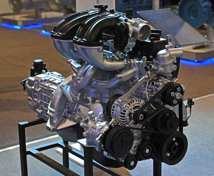Двигатель EvoTech 2,7